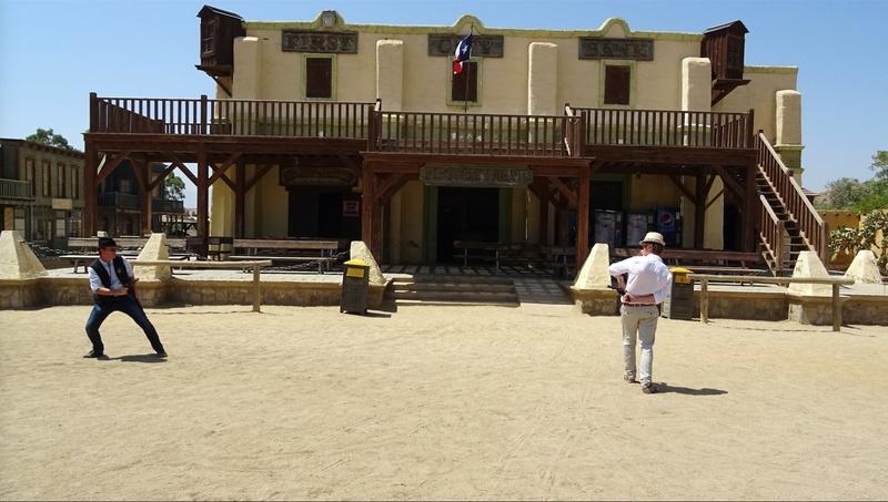 Retour à Almeria: les fantômes de Mesa Verde et d'El Paso 21-20110