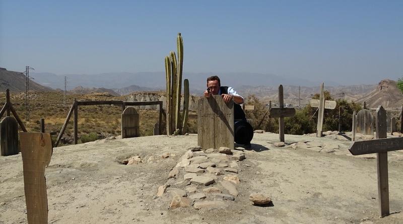 Retour à Almeria: les fantômes de Mesa Verde et d'El Paso 22-20110