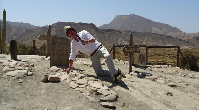 Retour à Almeria: les fantômes de Mesa Verde et d'El Paso 23-20110