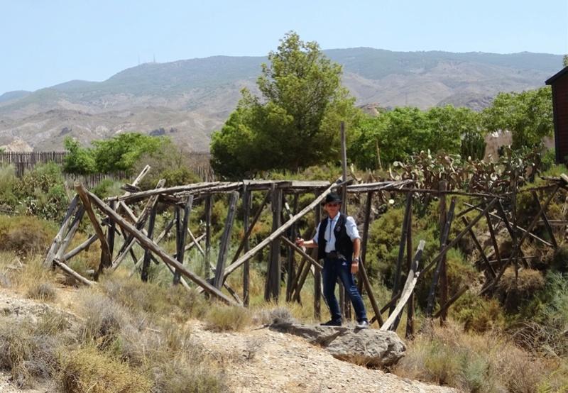 Retour à Almeria: les fantômes de Mesa Verde et d'El Paso 24-20110