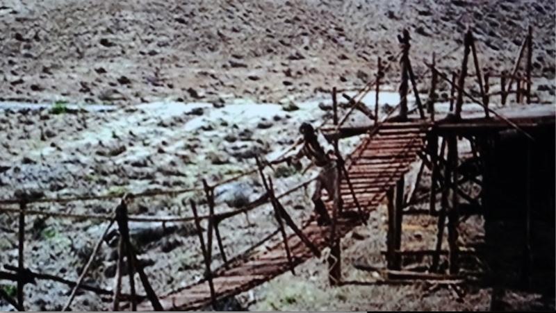 Retour à Almeria: les fantômes de Mesa Verde et d'El Paso 25-19610