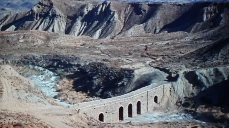 Retour à Almeria: les fantômes de Mesa Verde et d'El Paso 26-19710