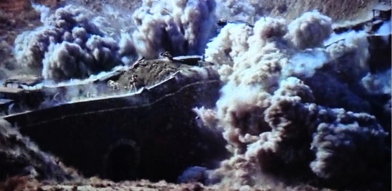 Retour à Almeria: les fantômes de Mesa Verde et d'El Paso 27-19710