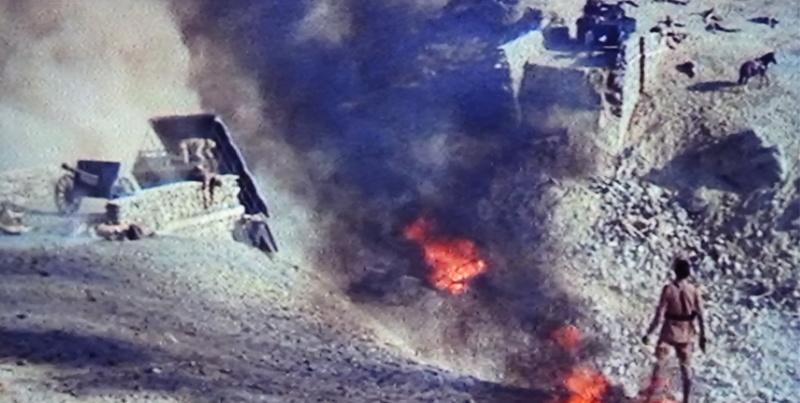 Retour à Almeria: les fantômes de Mesa Verde et d'El Paso 28-19710
