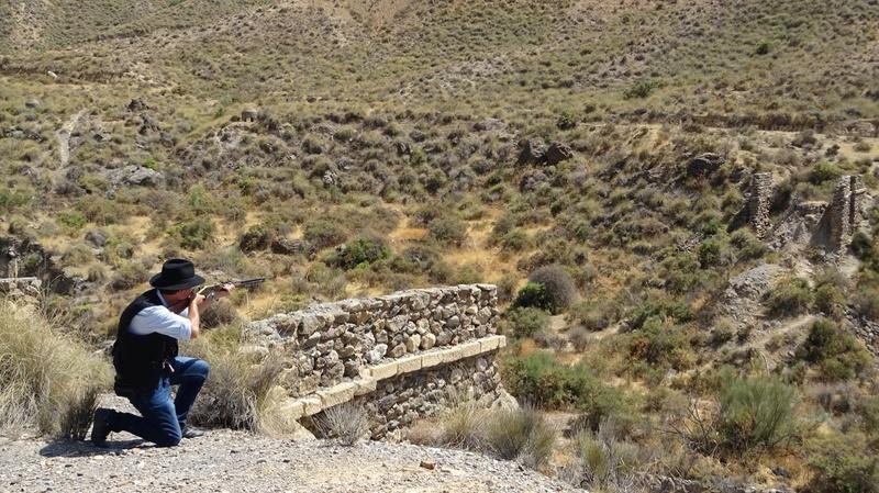 Retour à Almeria: les fantômes de Mesa Verde et d'El Paso 29-20110