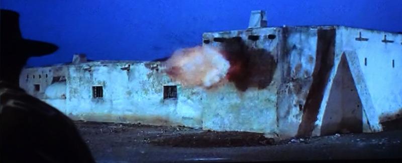 Retour à Almeria: les fantômes de Mesa Verde et d'El Paso 30-19611