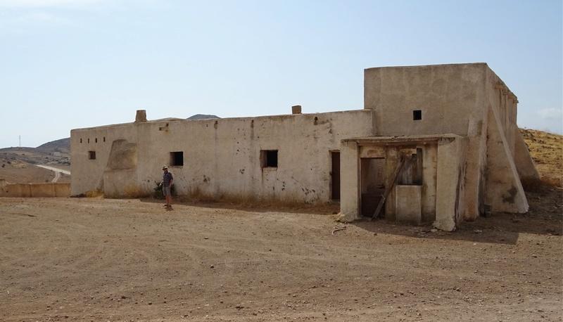Retour à Almeria: les fantômes de Mesa Verde et d'El Paso 31-20110