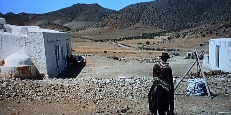 Retour à Almeria: les fantômes de Mesa Verde et d'El Paso 32-19610