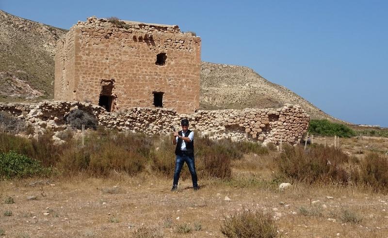 Retour à Almeria: les fantômes de Mesa Verde et d'El Paso 34-20110