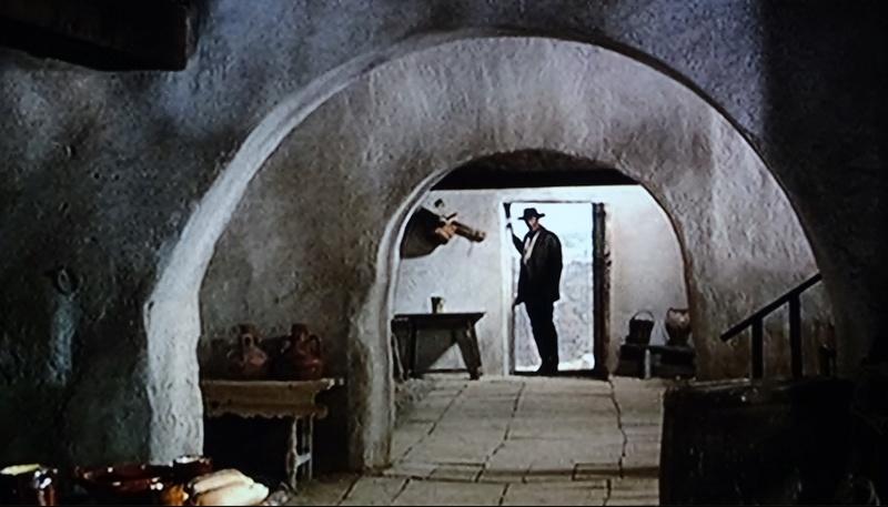 Retour à Almeria: les fantômes de Mesa Verde et d'El Paso 37-19611