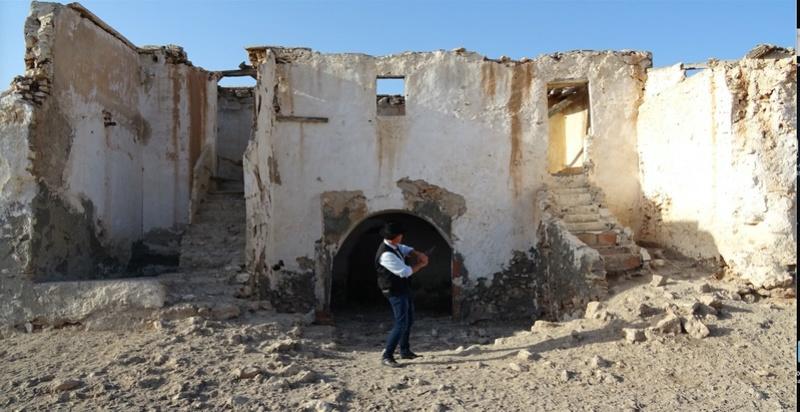 Retour à Almeria: les fantômes de Mesa Verde et d'El Paso 38-20111