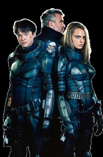 Valérian et Laureline en mission pour la Cité Valeri10