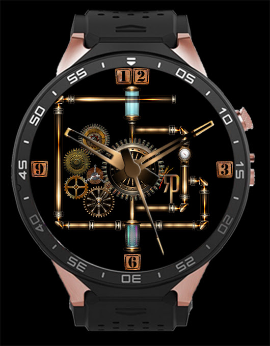 The Watches TV Channel & Smart(New Paradigm)Watches Blood_10
