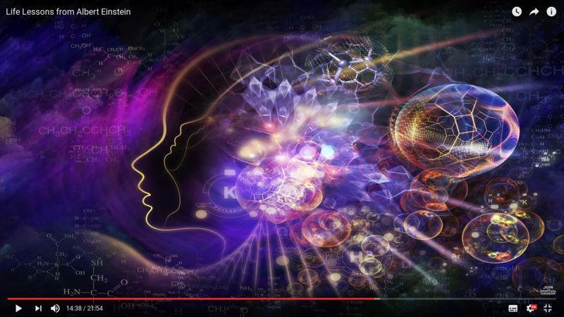 Universe Inside You Einste11