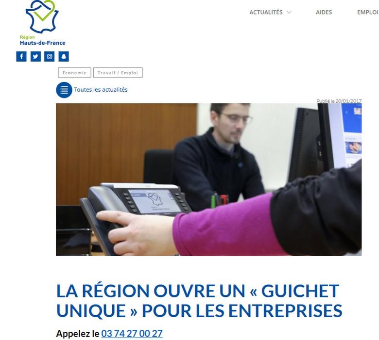 (nouveau) le guichet unique de la Région pour les entreprises Sans_t11