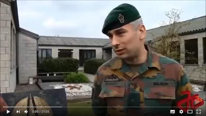 Belgian Para-Commando's C1410