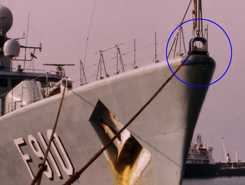 Traditions et rituels à bord des bacs de la Force Navale Du_po_10
