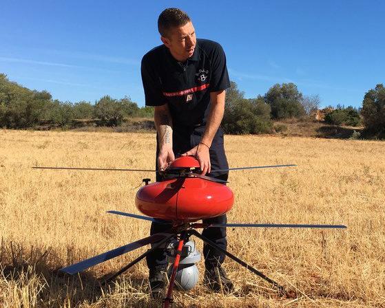 Nos 2 patrouilleurs seront-ils équipés d'un drone volant ? - Page 2 Eca_a110