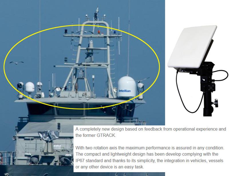 Nos 2 patrouilleurs seront-ils équipés d'un drone volant ? - Page 4 Gtrack10