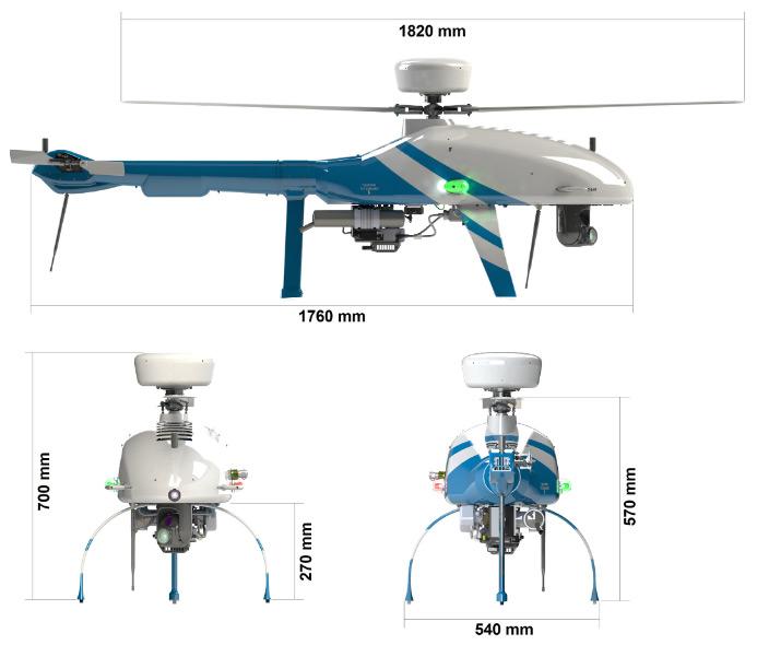 Nos 2 patrouilleurs seront-ils équipés d'un drone volant ? - Page 4 Gtrack11
