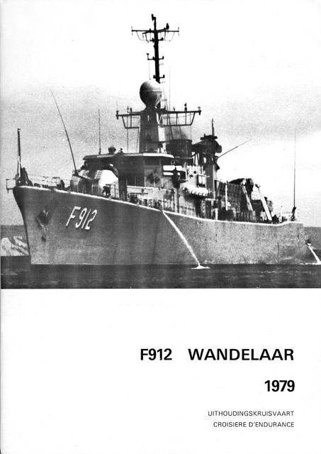 BNS WANDELAAR - Croisière d'endurance - 1979 Voyage13