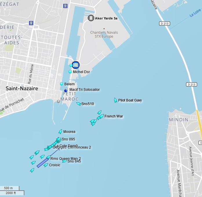Parade navale à Brest le 23 juin et à Saint-Nazaire le 24 - Page 6 Zeebru35