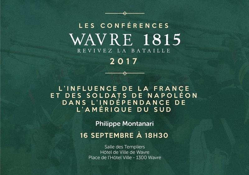 Cycle de conférences à Wavre 00-21112