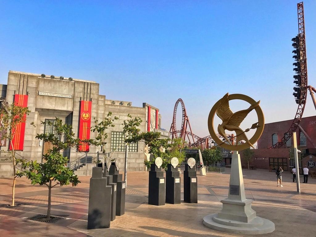 [ÉAU] Dubai Parks & Resorts : motiongate, Bollywood Parks
