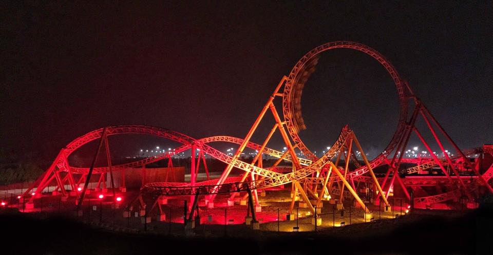 [ÉAU] Dubai Parks & Resorts : motiongate, Bollywood Parks, Legoland (2016) et Six Flags (2019) - Page 9 22045910