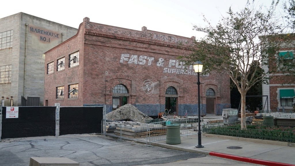 [Universal Studios Florida] Fast & Furious Supercharged (2018) - Page 2 Fastfu10
