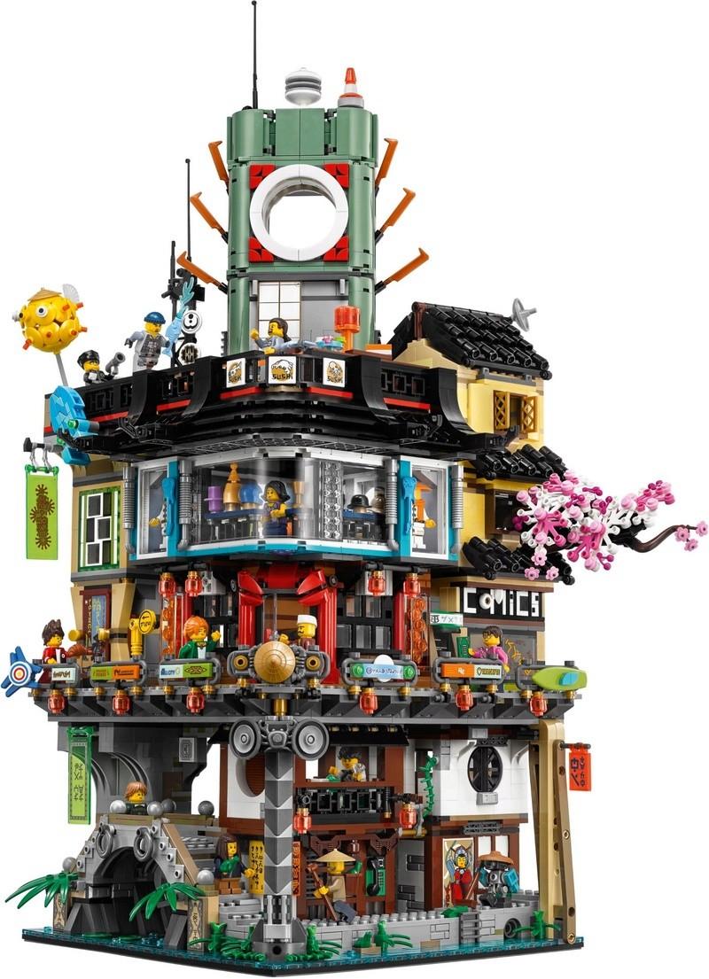 [LEGO] Ninjago 70620_11