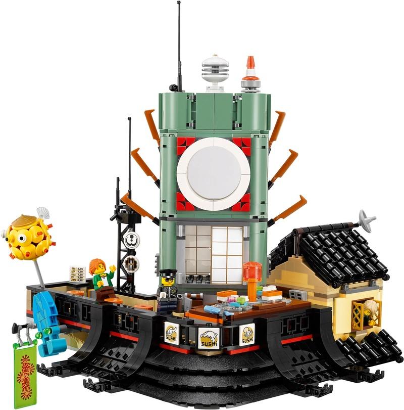 [LEGO] Ninjago 70620_12