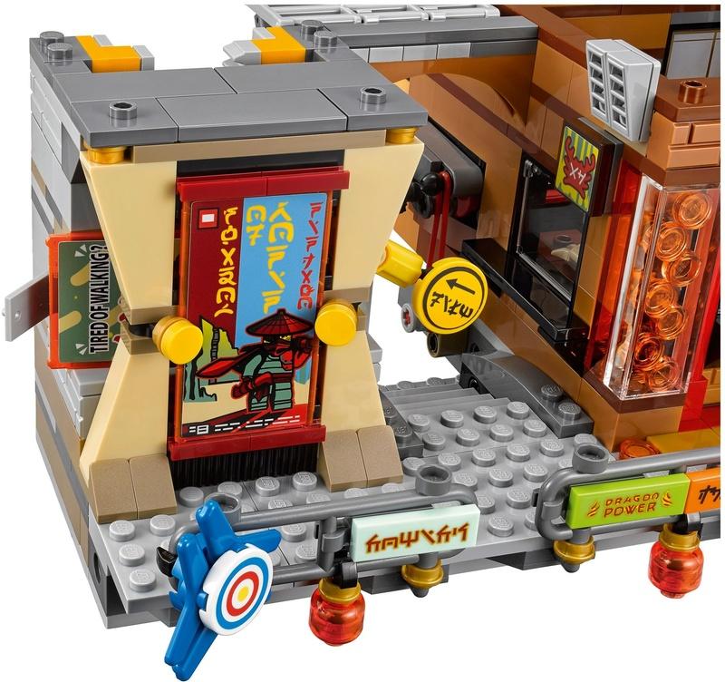 [LEGO] Ninjago 70620_13