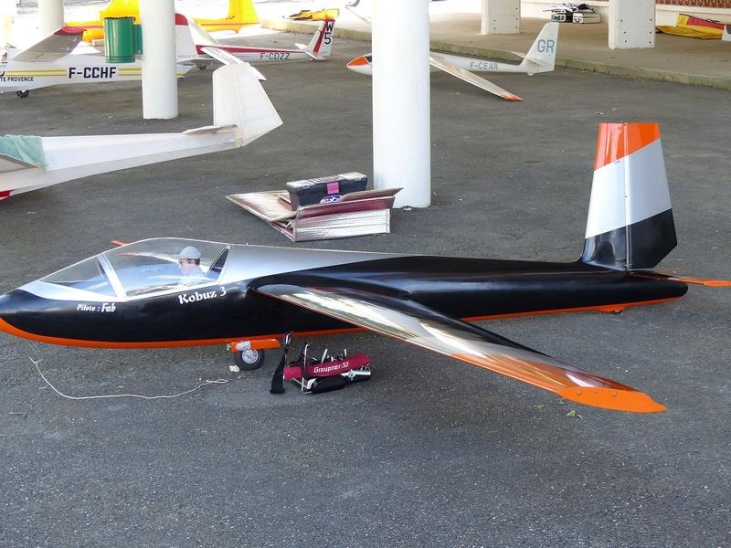 Féria des grands planeurs Eauze. P1160140