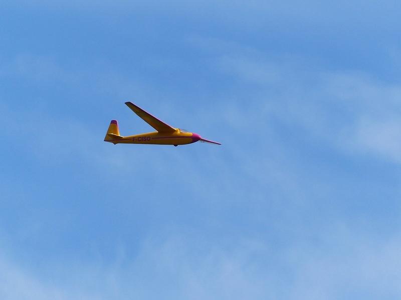 Féria des grands planeurs Eauze. P1160413