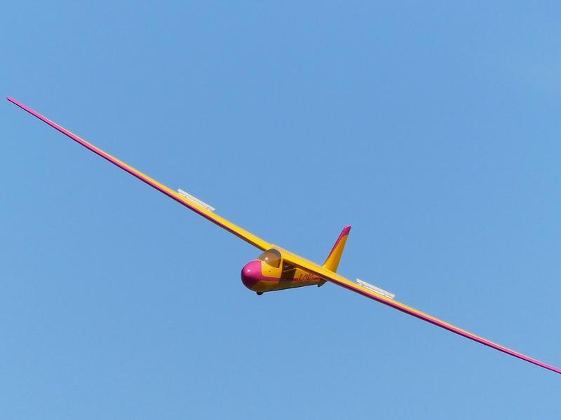 Féria des grands planeurs Eauze. P1160414