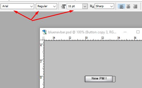 Navbar buttons request Screen87