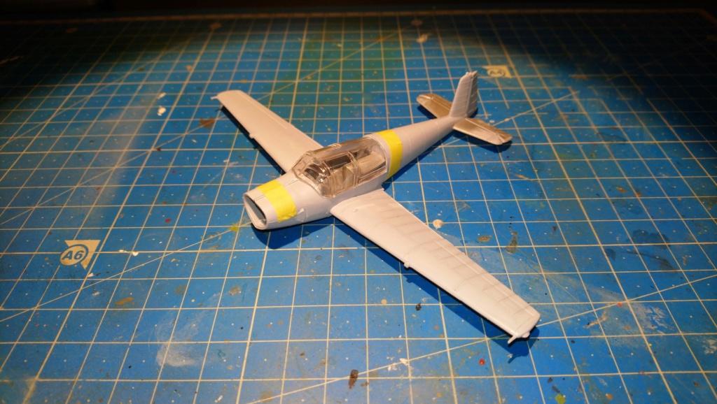 SAAB 91 C SAFIR SF-6 Ecole de pilotage de l'armée de l'air finlandaise 1970 Réf 80287  Dsc_0911