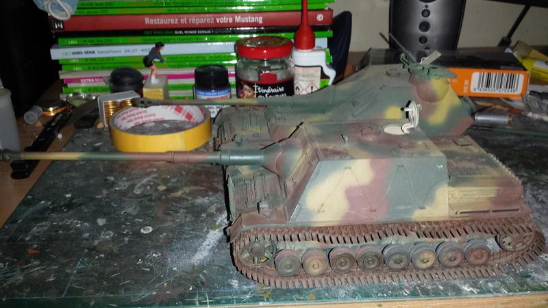 Jagdpanzer IV Krupp, frères énemis. 20170916