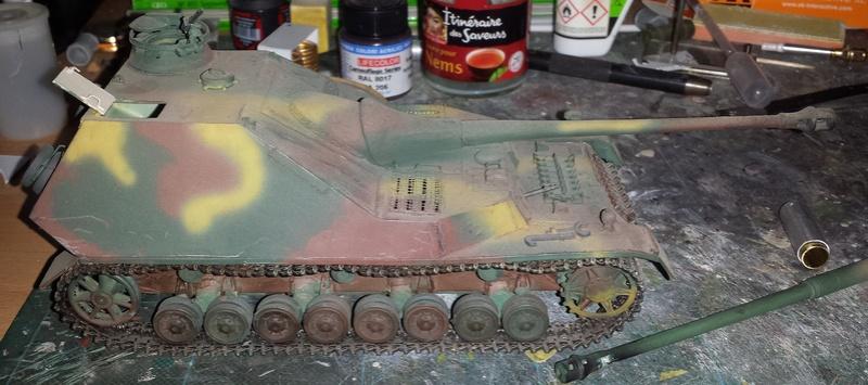 Jagdpanzer IV Krupp, frères énemis. 20170917