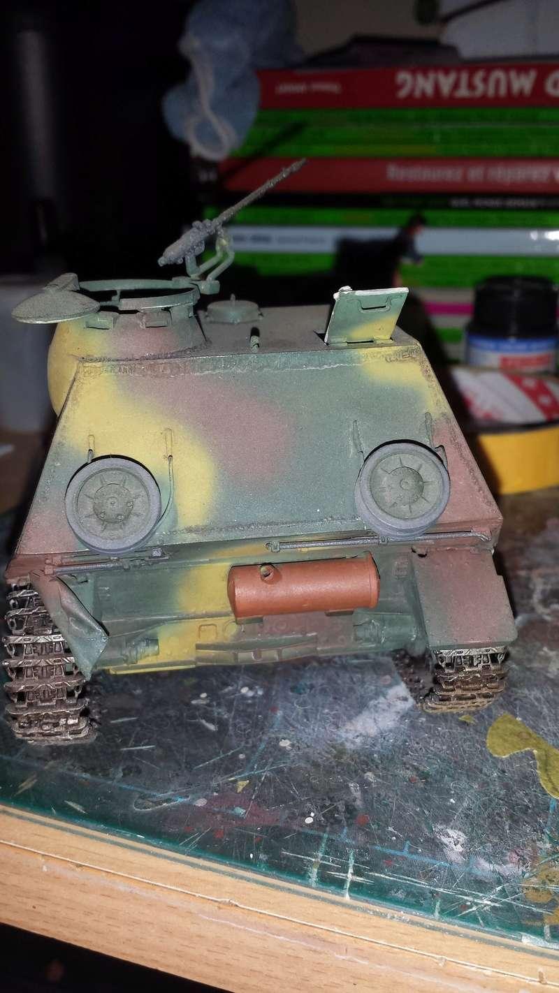 Jagdpanzer IV Krupp, frères énemis. 20170918