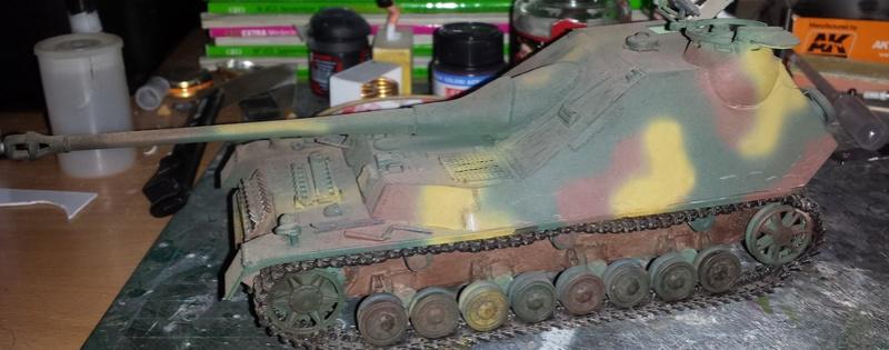 Jagdpanzer IV Krupp, frères énemis. 20170919