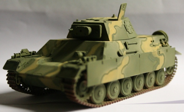 Panzer IV siimplifié  1/48e, Krupp Img_5218