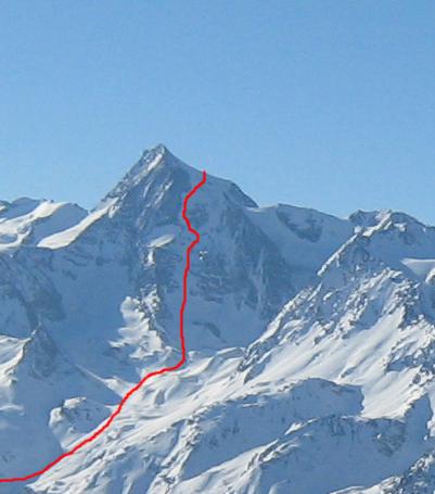 [Les Arcs]Mont Turia/Mont Pourri Std_0710