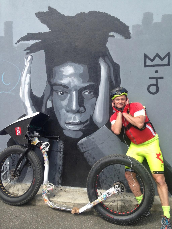 À vendre cadre Fat-footbike avec fourche avant, roue et frein avant à disque  Img_0310