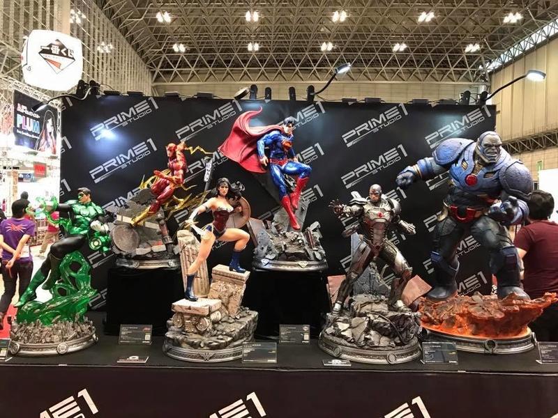 DC Comics - New 52 Wonder Woman 1/4 Statue   Img_1279