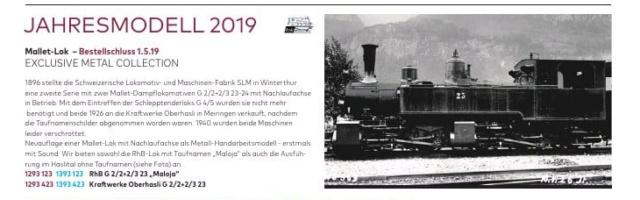 Les locomotives Mallet à voie étroite (H0e et H0m) Bemo_211