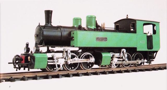 Les locomotives Mallet à voie étroite (H0e et H0m) Cfv40310
