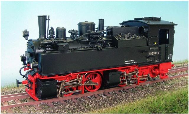 Les locomotives Mallet à voie étroite (H0e et H0m) Dr590210