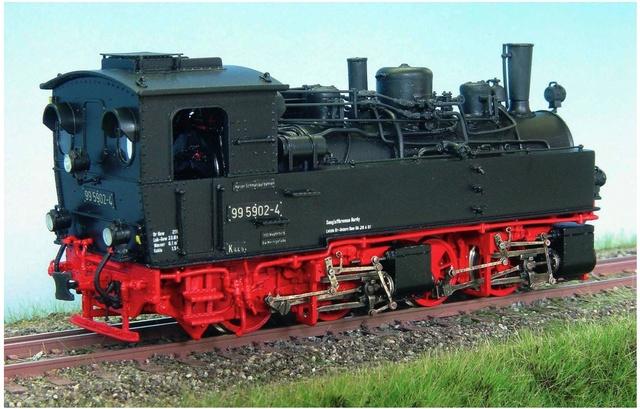 Les locomotives Mallet à voie étroite (H0e et H0m) Dr590211
